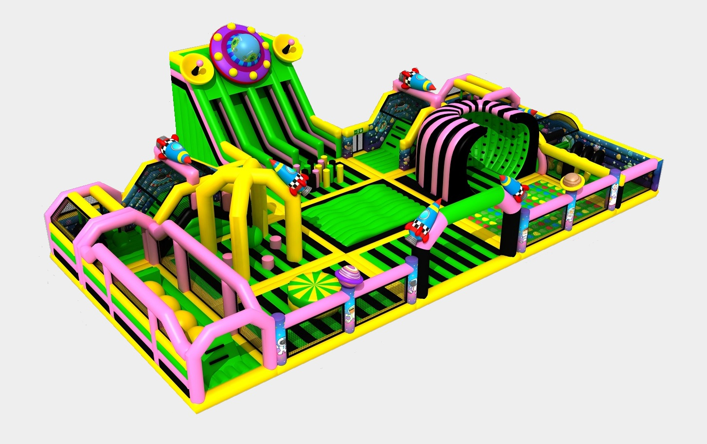 Design Inflatable Park Space