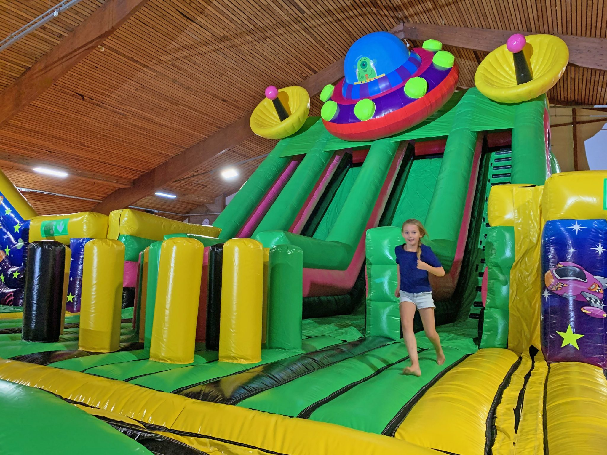 Inflatable Theme Parks - by Jump Factory