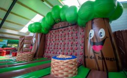 Inflatable Park - pick Apples - Jump Factory