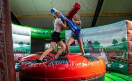 Inflatable Park - Gladiator game - Jump Factory